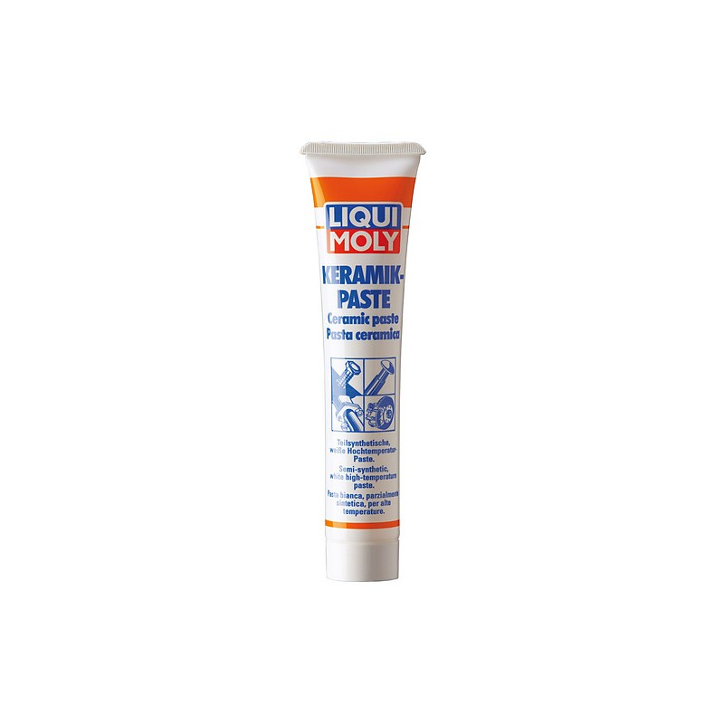 liqui moly ceramic paste 50g grease lubricants. Black Bedroom Furniture Sets. Home Design Ideas